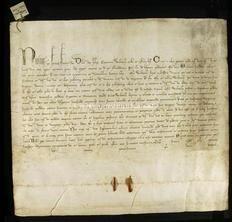 Archivio di Stato di Firenze, Diplomatico, 1278 Febbraio 25, Volterra
