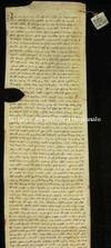 Archivio di Stato di Firenze, Diplomatico, 1279 Aprile 14, Olivetani d'Arezzo
