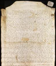 Archivio di Stato di Firenze, Diplomatico, 1289 Febbraio 22, Regio acquisto Fabbrini