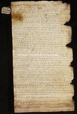 Archivio di Stato di Firenze, Diplomatico, 1286 Febbraio 4, Strozzi di Mantova
