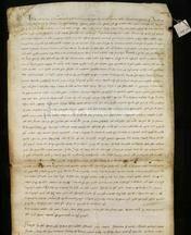 Archivio di Stato di Firenze, Diplomatico, 1256 Ottobre 5, Monte Comune