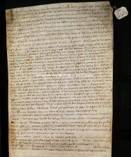 Archivio di Stato di Firenze, Diplomatico, 1256 Ottobre 12, Riformagioni Atti Pubblici