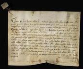 Archivio di Stato di Firenze, Diplomatico, 1265 Novembre 21, Pistoia