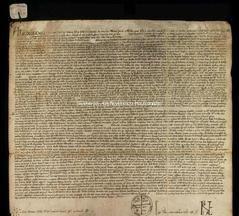 Archivio di Stato di Firenze, Diplomatico, 1258 Luglio 23, Regio Acquisto Mon. di Luco