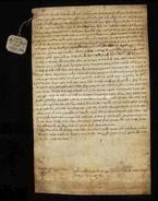 Archivio di Stato di Firenze, Diplomatico, 1254 Maggio 30, Riformagioni Atti Pubblici