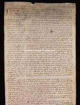 Archivio di Stato di Firenze, Diplomatico, 1264 Aprile 26, Dono Palagi