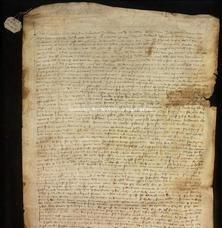 Archivio di Stato di Firenze, Diplomatico, 1329 Febbraio 26, Famiglia Ricci