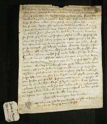 Archivio di Stato di Firenze, Diplomatico, 1301 Dicembre 17, Strozzi di Mantova