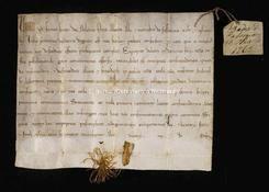 Archivio di Stato di Firenze, Diplomatico, 1262 Marzo 10, Badia di Passignano