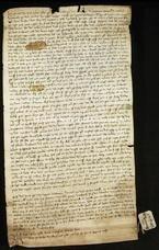 Archivio di Stato di Firenze, Diplomatico, 1293 Aprile 8, Strozzi di Mantova