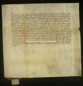 Archivio di Stato di Firenze, Diplomatico, 1355 Giugno 10, Riformagioni Atti Pubblici