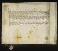 Archivio di Stato di Firenze, Diplomatico, 1355 Giugno 17, Riformagioni Atti Pubblici