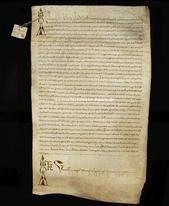 Archivio di Stato di Firenze, Diplomatico, 1212 Maggio 8, Volterra