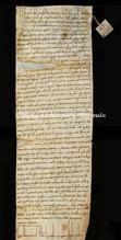 Archivio di Stato di Firenze, Diplomatico, 1207 Aprile 25, Olivetani di Arezzo