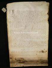 Archivio di Stato di Firenze, Diplomatico, 1263 Settembre 14, Regio Acquisto Caprini
