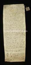 Archivio di Stato di Firenze, Diplomatico, 1277 Aprile 13, Olivetani di Arezzo