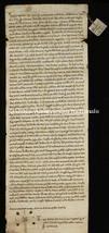 Archivio di Stato di Firenze, Diplomatico, 1277 Maggio 6, Olivetani di Arezzo