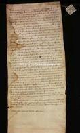 Archivio di Stato di Firenze, Diplomatico, 1277 Giugno 5, Olivetani di Arezzo