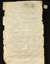 Archivio di Stato di Firenze, Diplomatico, 1286 Luglio 19, Olivetani di Arezzo