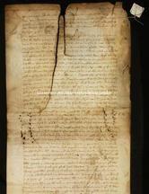 Archivio di Stato di Firenze, Diplomatico, 12.. .. .., Monte Comune