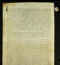 Archivio di Stato di Firenze, Diplomatico, 1334 Settembre 29, Monte Comune