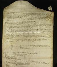Archivio di Stato di Firenze, Diplomatico, 1331 Dicembre 5, Monte Comune