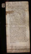 Archivio di Stato di Firenze, Diplomatico, 1366 Aprile 24, Ricci