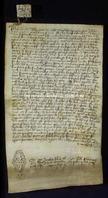 Archivio di Stato di Firenze, Diplomatico, 1371 Giugno 13, S. Spirito di Firenze
