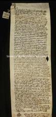 Archivio di Stato di Firenze, Diplomatico, 1332 Agosto 13, Pistoia