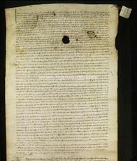 Archivio di Stato di Firenze, Diplomatico, 1335 Aprile 28, Bigallo