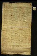 Archivio di Stato di Firenze, Diplomatico, 1335 Ottobre 6, Bigallo