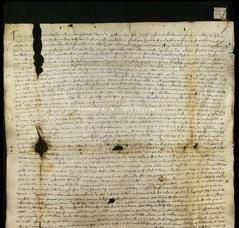Archivio di Stato di Firenze, Diplomatico, 1337 Aprile 26, Monte Comune