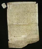 Archivio di Stato di Firenze, Diplomatico, 1338 Novembre 15, Riformagioni