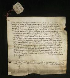 Archivio di Stato di Firenze, Diplomatico, 1340 Novembre 11, Famiglia Ricci