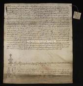 Archivio di Stato di Firenze, Diplomatico, 1347 Marzo 8, Certosa