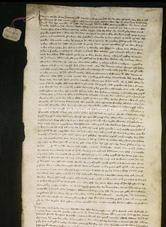 Archivio di Stato di Firenze, Diplomatico, 1349 Ottobre 5, Ricci