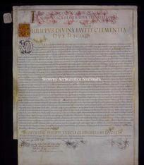 Archivio di Stato di Firenze, Diplomatico, 1196 Maggio 3, Riformagioni A.P.