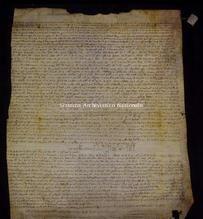 Archivio di Stato di Firenze, Diplomatico, 1218 Novembre 9, Monte Comune
