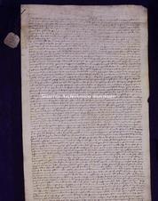 Archivio di Stato di Firenze, Diplomatico, 1384 Aprile 26, Nidiaci