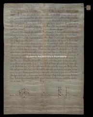 Archivio di Stato di Firenze, Diplomatico, 1094 Dicembre 19, Capitolo di Pistoia