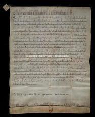 Archivio di Stato di Firenze, Diplomatico, 1119 Settembre 27, Com. di Colle