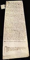 Archivio di Stato di Firenze, Diplomatico, 1193 Novembre 12, Volterra