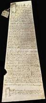 Archivio di Stato di Firenze, Diplomatico, 1194 Dicembre 20, Volterra