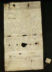 Archivio di Stato di Firenze, Diplomatico, 1315 Dicembre 23, Riformagioni di Firenze