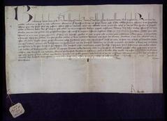 Archivio di Stato di Firenze, Diplomatico, 1393 Gennaio 4, Riformagioni A.P.