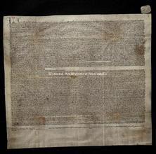 Archivio di Stato di Firenze, Diplomatico, 1351 Aprile 15, riformagioni atti pubblici