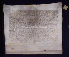 Archivio di Stato di Firenze, Diplomatico, 1385 Febbraio 27, Certosa