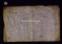 Archivio di Stato di Firenze, Diplomatico, 12.. Novembre 28, Monte Comune