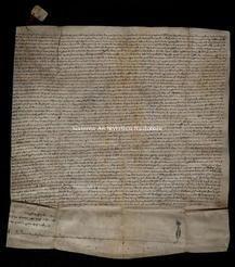 Archivio di Stato di Firenze, Diplomatico, 1335 Gennaio 22, adespote