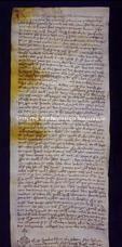 Archivio di Stato di Firenze, Diplomatico, 1398 Febbraio 4, Medicee